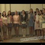 "WTF VIDEO: ""B*tches Ain't Sh*t!"" ~ The Glee Club Edition"