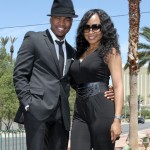 Ne-Yo and Monyetta Shaw