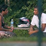 """Spotted: Fantasia & Her Married Boyfriend + New Music """"The Thrill Is Gone"""" ft. Cee-Lo"""