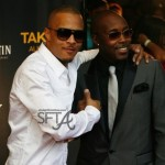 "T.I. and Will Packer on ""Takers"" Being the Number #1 Movie in America…"