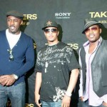 "Quick Flix ~ Idris Elba, T.I. & Will Packer @ DC ""Takers"" Premiere"