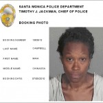 "Mugshot Mania ~ Two Words… ""Maia Campbell"""