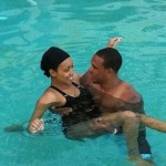 Boo'd Up ~ Monica & Shannon Brown in Mexico…