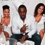 Quick Flix: Idris Elba Hosts Remy V Event…