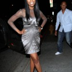 Brandy-In-Sheer-Gray-Dress-Outisde-of-STK-Steakhouse3