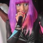 Nicki Minaj Gets 4 BET Nominations + Signs MORE Than Boobs… [PHOTOS]