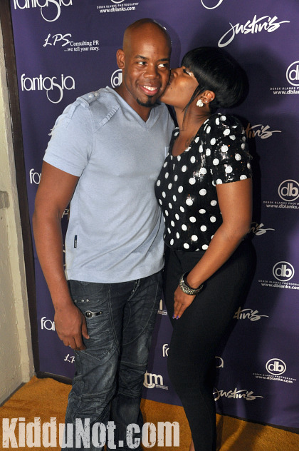 fantasia barrino baby daddy rodney Quotes