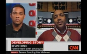 Don Lemon CNN Kevin Bond New Birth