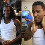 Lloyd Sheds His Locks for Love… [PHOTOS + VIDEO]