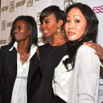 Sandra Brown, Kelly Rowland, Hannah Kang