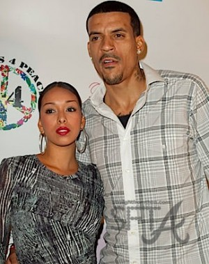 Gloria Govan &amp; Matt Barnes