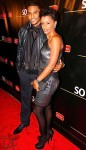 Trey Songz & His Mom (April Tucker)