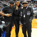 Celebrities Courtside: Atlanta Hawks v. Miami Heat… [PHOTOS]