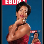 Regina King as Eartha Kitt EBONY