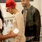 Rihanna+Matt+Kemp+cuddle+up+two+spotted+shopping+U0qTSL-eeTtl