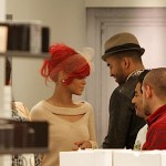 Rihanna+Matt+Kemp+cuddle+up+two+spotted+shopping+w-aOkOVUcytl