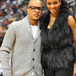T.I. and Ciara