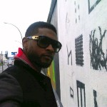 Usher Raymond in Berlin