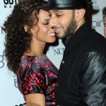 Alicia Keys' Naked Body is Swizz Beatz Art Canvas… [PHOTO]