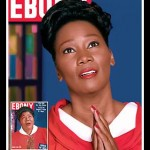Yolanda Adams as Mahalia Jackson EBONY