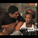"Behind the Scenes of Kandi's ""Leave U"" Video (feat. Pooch Hall)"