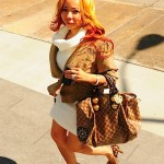 "Tameka ""Tiny"" Cottle in All Gucci Everything…"