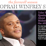 Tyler Perry to Discuss Molestation on Oprah…