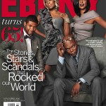 Ebony 65th Anniversary Cover