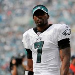 Eagles QB Michael Vick Officially Ruled Out For Sunday's Game