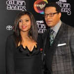 Taraji P. Henson Terrence Howard