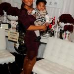 Quick Flix: Christina Milian & Baby Violet…