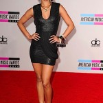 "Keri Hilson Rocks the AMA Red Carpet + Her Video Explanation of ""No Boys Allowed"""