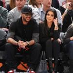 Boo'd Up ~ The Dream & Kim Kardashian Courtside…