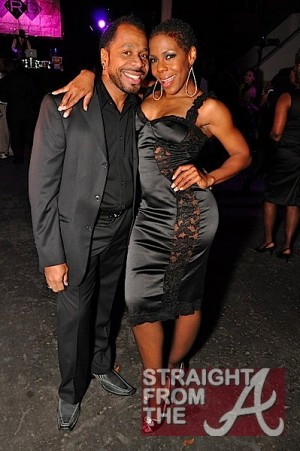 Andrea Kelly & Date