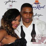 Nelly & Ashanti Reunite for Black & White Ball… [PHOTOS]