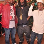 Waka Flocka Flame & Gucci Mane Do Some Good in the Hood…