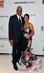 "Julius ""Dr J"" Erving and Wife Dory"