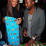 "Boo'd Up ~ Kanye & Selita Are All ""Wrapped Up"""