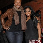 "RHOA's Nene Leakes & Antonia ""Toya"" Carter Host Falcons/Saints Pre-Game Party… [PHOTOS]"
