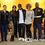 Neyo Simmons Sisters Toys for Tots