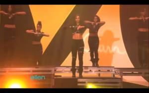 Ciara on Ellen