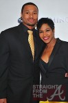 Terri Vaughn and husband Karon Riley