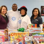 Ne-Yo + Vanessa & Angela Simmons Spread Christimas Cheer to Atlanta's Underprivileged…