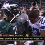 Michael Vick Signs Autograph for Dallas Cowboy… [VIDEO]