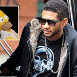 """Did Usher Steal """"OMG"""" From Homer Simpson? [VIDEO]"""