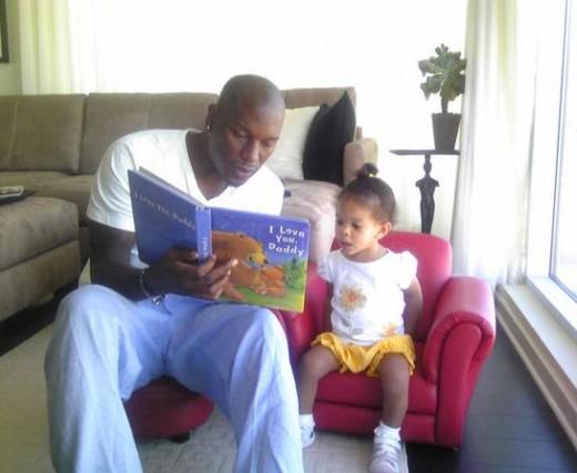 Tyrese Gibson Kids Tyrese Gibson Gets Baby Mama