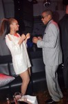Beyonce and Jay-Z Dance