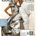 RHOA's Cynthia Bailey & Peter Thomas Reveal Wedding Photo + Cynthia Answers a Few Questions…