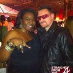 "SFTA Pic of the Day: U2's Bono Spotted in the ""A""!"