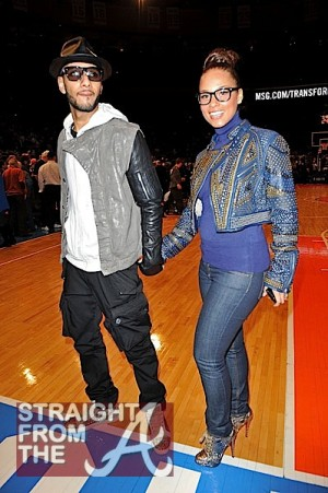 Alicia Keys Swizz Beatz3